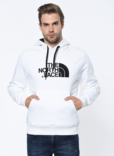 The North Face Sweatshirt Beyaz